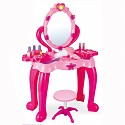 Dressing table dressing table pink / pink for little princesses
