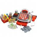 Electronic toy cash register shop cash register scanner cash register toy cash register