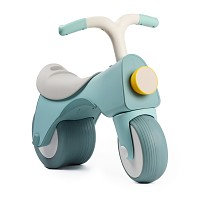 Baby Balance Scooter Slide Blue