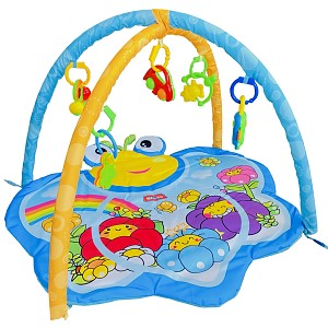 2 in 1 baby play arch - butterfly