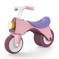 Baby Balance Slider child's scooter boogie wheel pink with light and music