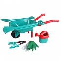 Garden set for children with wheelbarrow 7 pieces