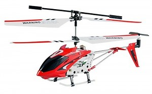 Cartronic - IR Helicopter C700 rot