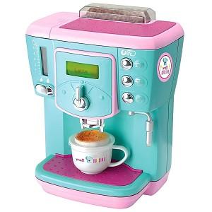 Kinder Kaffeemaschine Deluxe Kaffeeautomat für Kinderküche~Spielküche