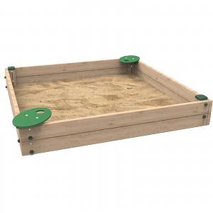 BEN-Sandkasten KAMI 2000x150x45mm
