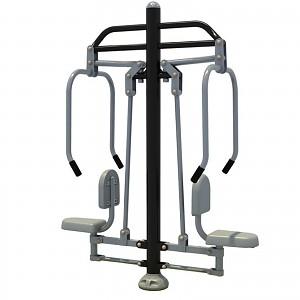 PLUS Fitness Element Plus - Chest press black