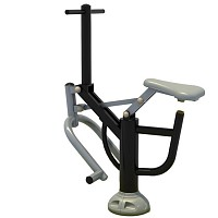PLUS Fitness Element Plus - Rowing black