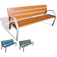 Park bench NeoBarcino