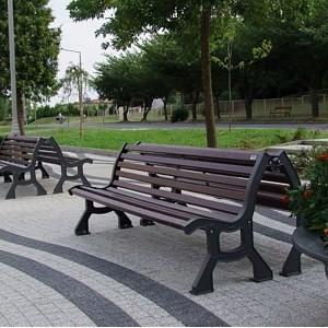 Parkbank Stadtmobiliar