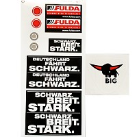 BIG-Bobby-Car-Classic Stickers Classic Fulda
