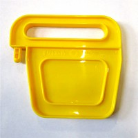 BIG Waterplay lock gate small with yellow nose