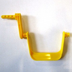 BIG Waterplay spare part yellow water wheel paddle crank large water crank