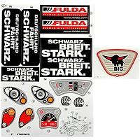 BIG-New-Bobby-Car- Stickers  Fulda