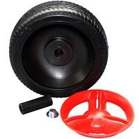 BIG-Bobby-Car-Fulda Tire - Wide tire wheel with rim for New Fulda
