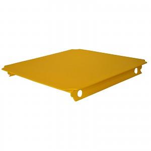 Moveandstic panel 40 x 40 cm, yellow