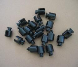 Moveandstic Clip 6mm for Plexi-panels 35x35cm