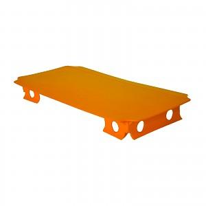 Moveandstic panel 20 x 40 cm, orange