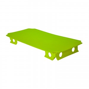 Moveandstic plate 20x40 cm, apple green