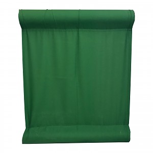 Moveandstic 40x40 plate green fabric fabric insert plates