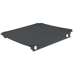 Moveandstic plate 40x40 cm, titanium gray