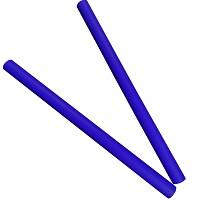 Moveandstic set of 2 tube 75 cm, blue