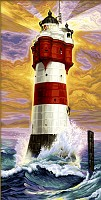 Painting by numbers - SCHIPPER - Lighthouse