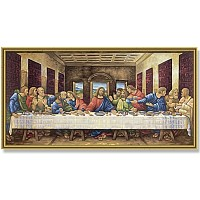 Painting By Numbers - The Lord's Supper 40x80