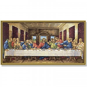 Paint By Numbers Lord S Supper