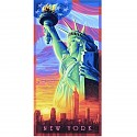 Painting By Numbers - Statue of Liberty 40x80cm - Lady Liberty