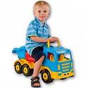 Wader - Premium Racer - Rutschfahrzeug mit Kipper
