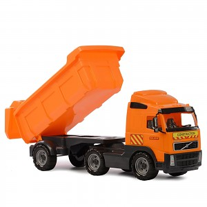 Wader - Volvo Truck mit Sattelschlepper