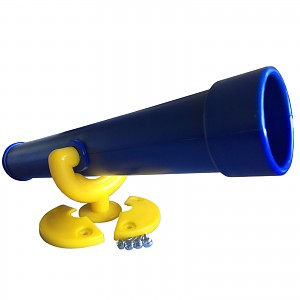 Telescope telescope standard blue / yellow