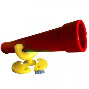 Telescope telescope standard red / yellow