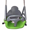 3 in 1 baby swing seat apple green / gray 46 x 40 x 30 cm