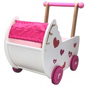 Baby doll pram, doll furniture, baby walker, push trolley ...