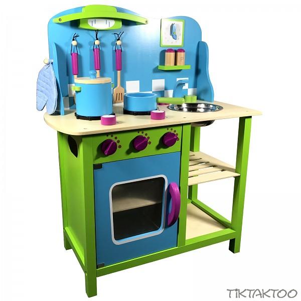 Kinderkuche Holz Spielkuche Kinderspielkuche Spielzeugkuche