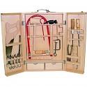 Fretsaw Fretwork Tool Case Tool Case Wooden Case 24.tlg Children