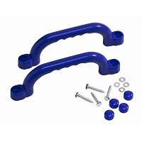 Blue handles 240x70mm (2 pieces) plastic handles