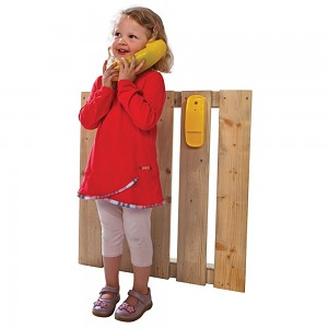Children's telephone telephone plastic for play tower playhouse