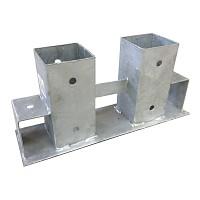 Stapelhilfe für Brennholz - 1 Stück