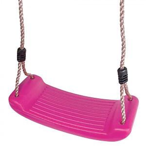 Swing seat plastic pink