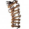 Strickleiter mit 8 Sprossen Länge 2,90 m