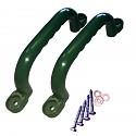 Handgriffe grün 2er Set
