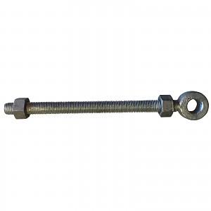 Adjustable eyepiece screw length: 30cm, diameter 19mm, feuerverzinktn shutter hing