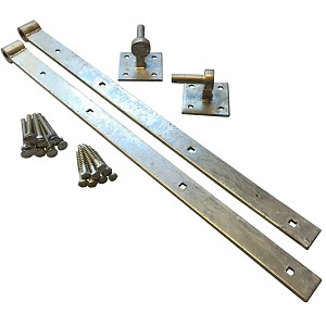 Loading tape loading tapes Set incl. Hook / clamp galvanized