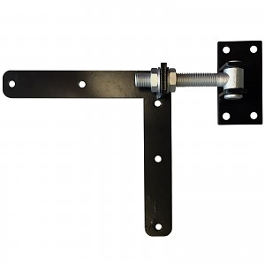 Angle brace door fitting right door fitting shutter hinge with square