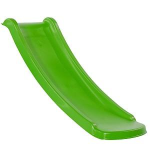 Kleinkindrutsche Rutsche Babyrutsche 1,17m apfelgrün