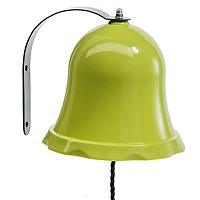 Ship bell Bell for play tower or playhouse applegreen
