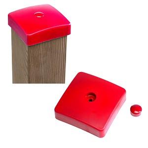 Abdeckkappe für Pfosten 100x100mm