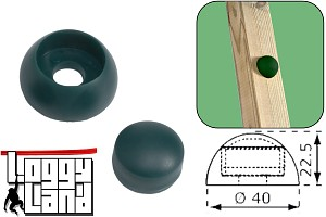 Bolt Cap - Surface 12mm